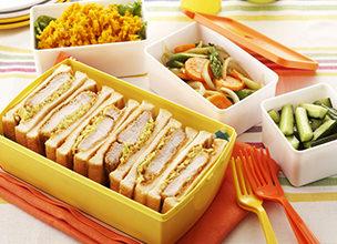 お弁当|料理をするなら味の素パークの【レシピ大百科】