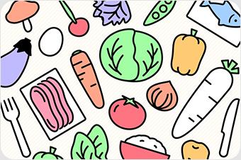カラダに役立つ食べ物のはたらき