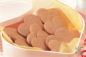 ピーナッツバタークッキー