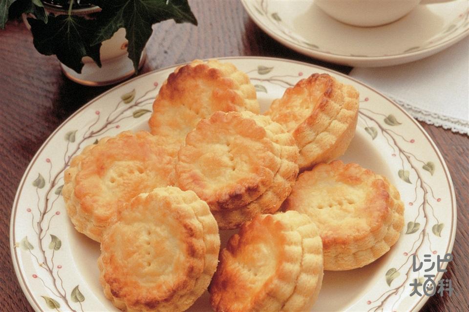 ミンスパイ(りんご+薄力粉を使ったレシピ)