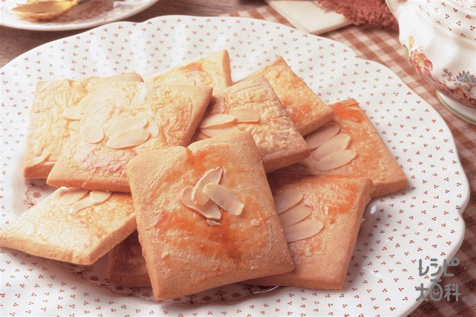 プレーンクッキー(薄力粉+砂糖を使ったレシピ)