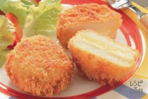 チーズポテトフライ