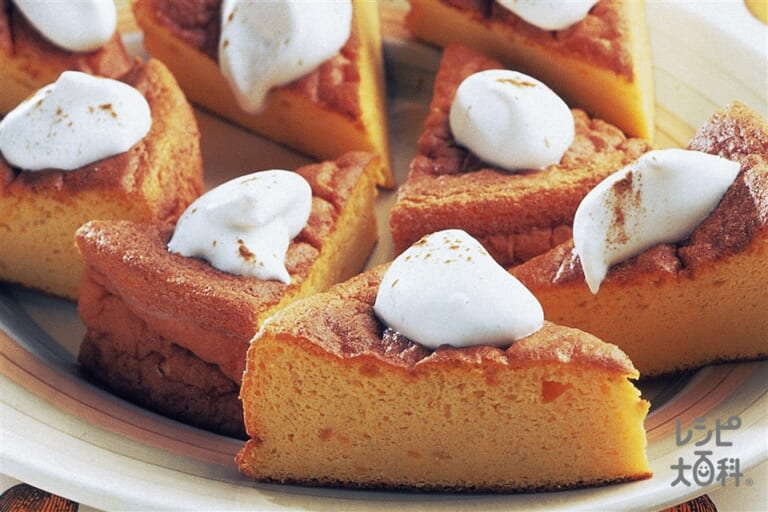 かぼちゃのケーキ