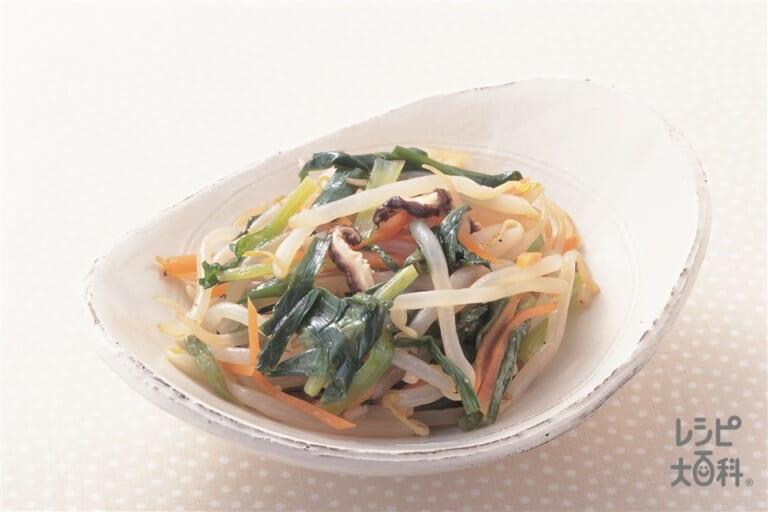 ミックス野菜のナムル