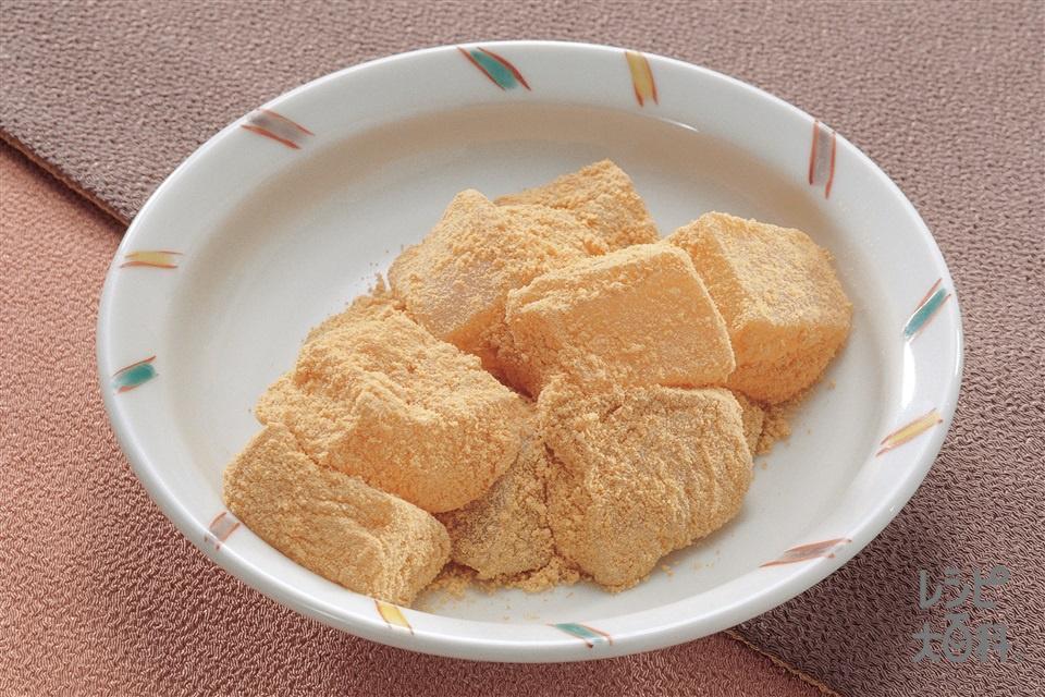 餅 作り方 わらび