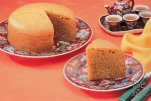 中国風蒸しパン