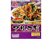 「Cook Do コリア!」プルコギ用