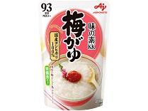 「味の素KKおかゆ」梅がゆ