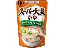 「味の素KKおかゆ」スーパー大麦がゆ 鶏とホタテのだし仕立て
