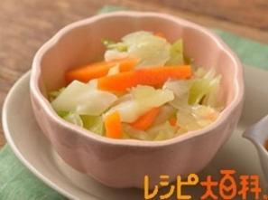 【常備菜メニュー】 「キャベツ」を使った簡単つくりおき&時短リメイクメニュー