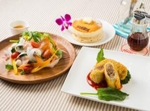 【おしゃれカフェメニュー】 野菜たっぷり、華やかパーティメニュー! (HoiHoiカフェ考案)