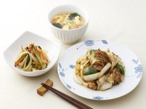 【玉ねぎおいしい!中華献立】回鍋肉編