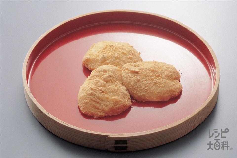 ミルクわらび餅(わらび粉+牛乳を使ったレシピ)