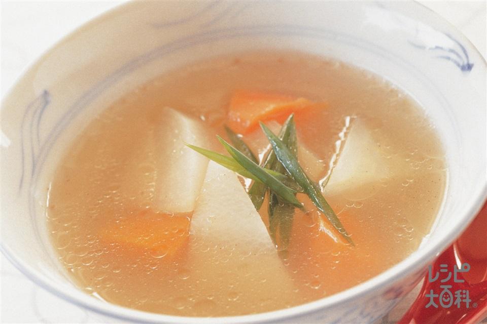 台湾風スープ