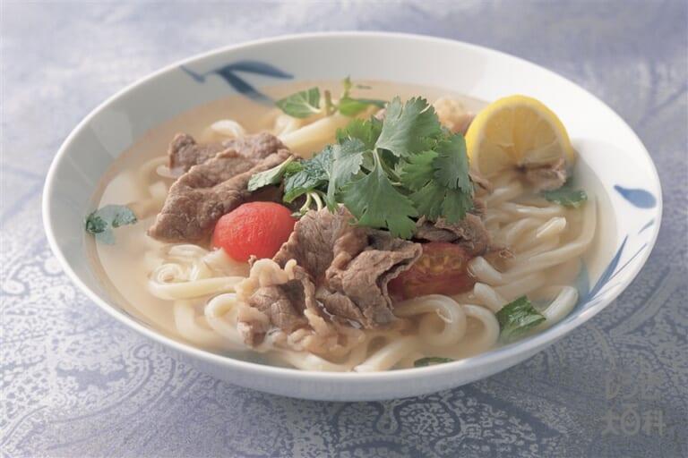 ベトナム風牛肉麺