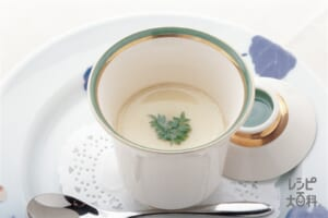 コンソメ風味茶碗蒸し