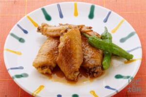 鶏肉のやわらか梅酒煮