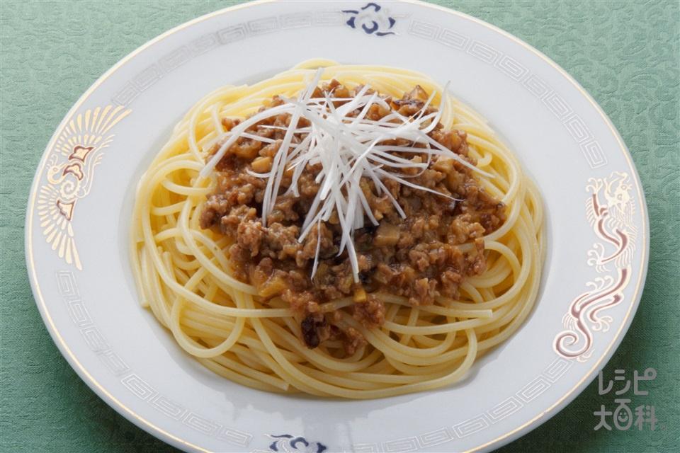 中国風スパゲッティ