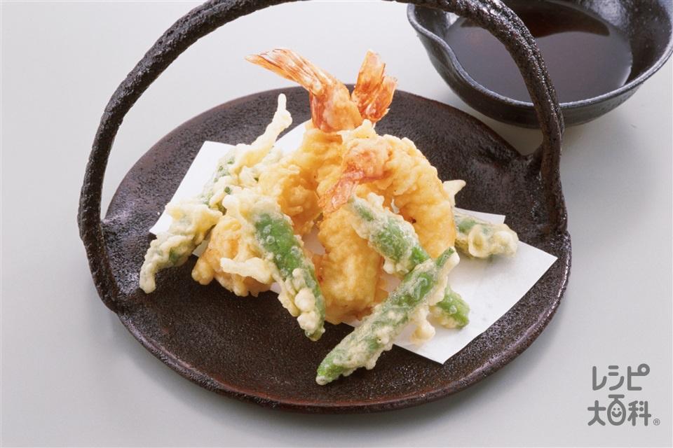 海老 天ぷら レシピ