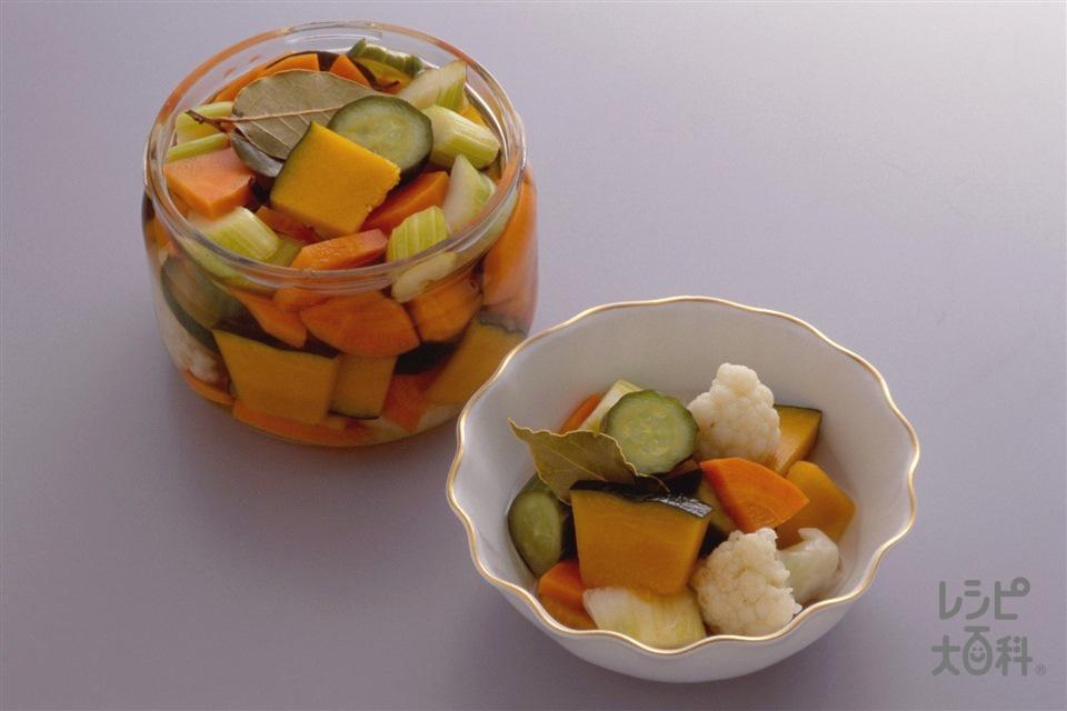 ミックス野菜のピクルス