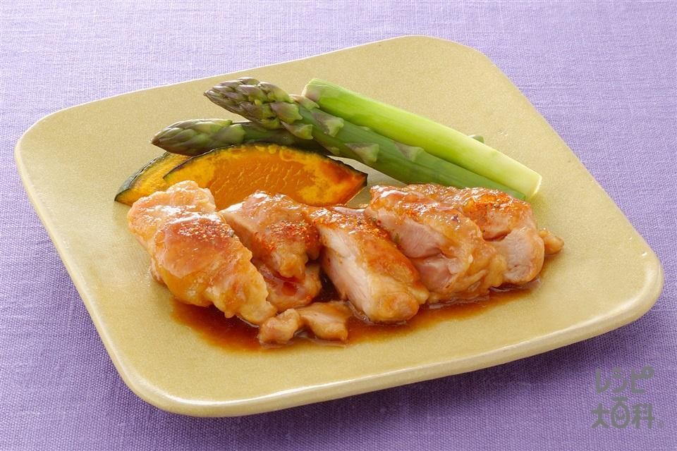 照り焼きチキン(鶏もも肉を使ったレシピ)