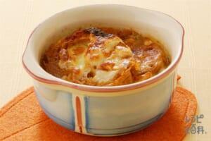 クイックオニオングラタンスープ