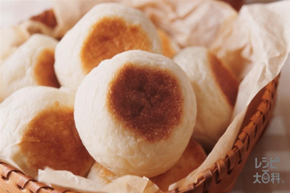 フライパンで作るパン