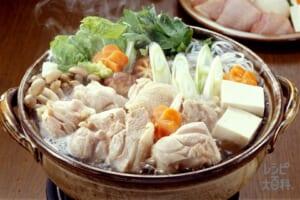 水炊き風鍋