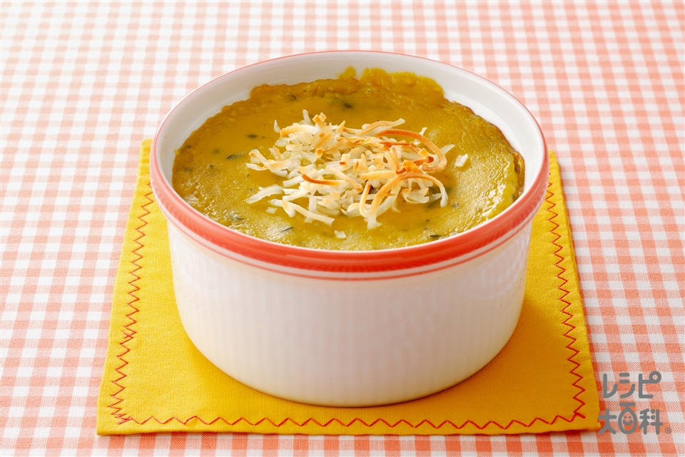 ココナッツパンプキン(かぼちゃ+ココナッツミルクを使ったレシピ)