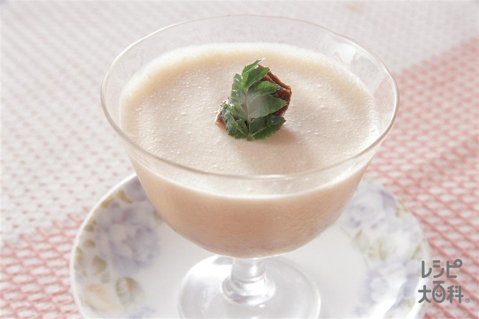 レバームース(鶏レバー+卵白を使ったレシピ)