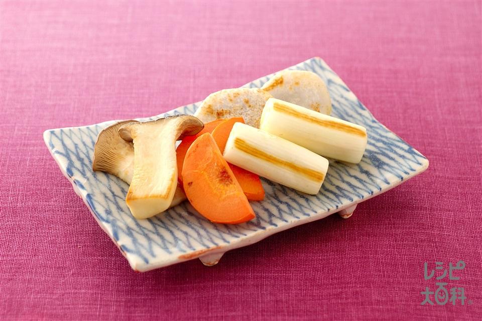 野菜のシンプルソテー(里いも+にんじんを使ったレシピ)