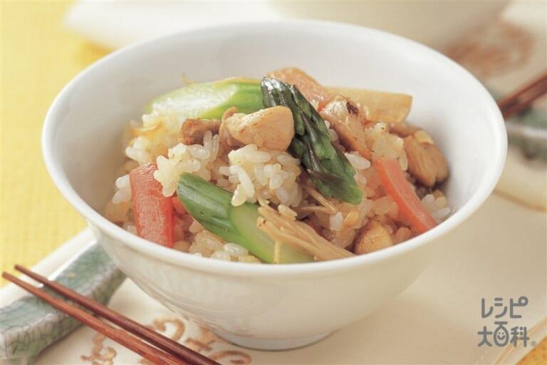 中華風混ぜご飯