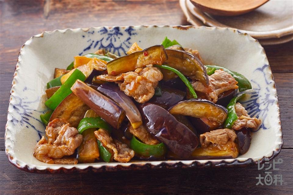 ピーマン 豚肉 レシピ 人気