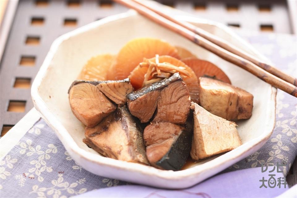 ぶり大根(ぶり(切り身)+大根を使ったレシピ)