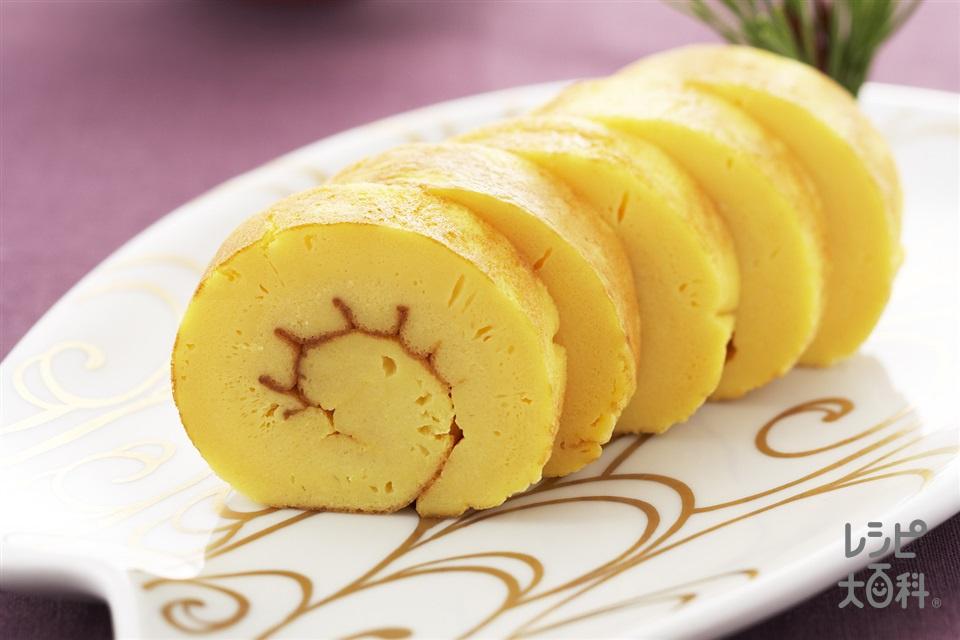 伊達巻き(卵+砂糖を使ったレシピ)