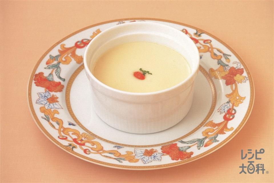 蛤仔寳燉蛋(あさりと卵の特製スープ)(A鶏ひき肉+A豚ひき肉を使ったレシピ)