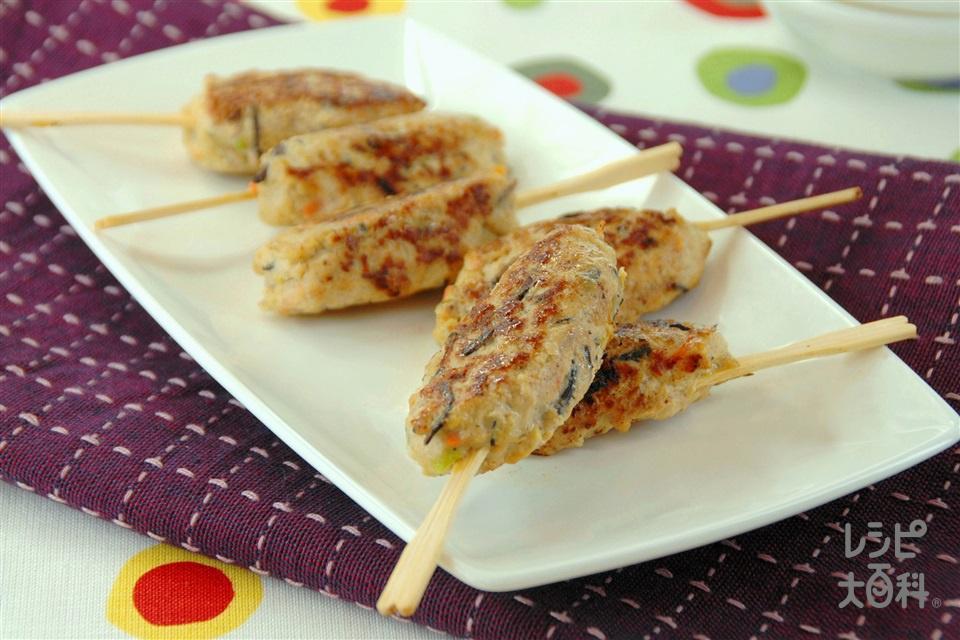 みそマヨつくね(鶏ひき肉+溶き卵を使ったレシピ)