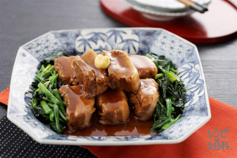 卓袱料理~豚の角煮
