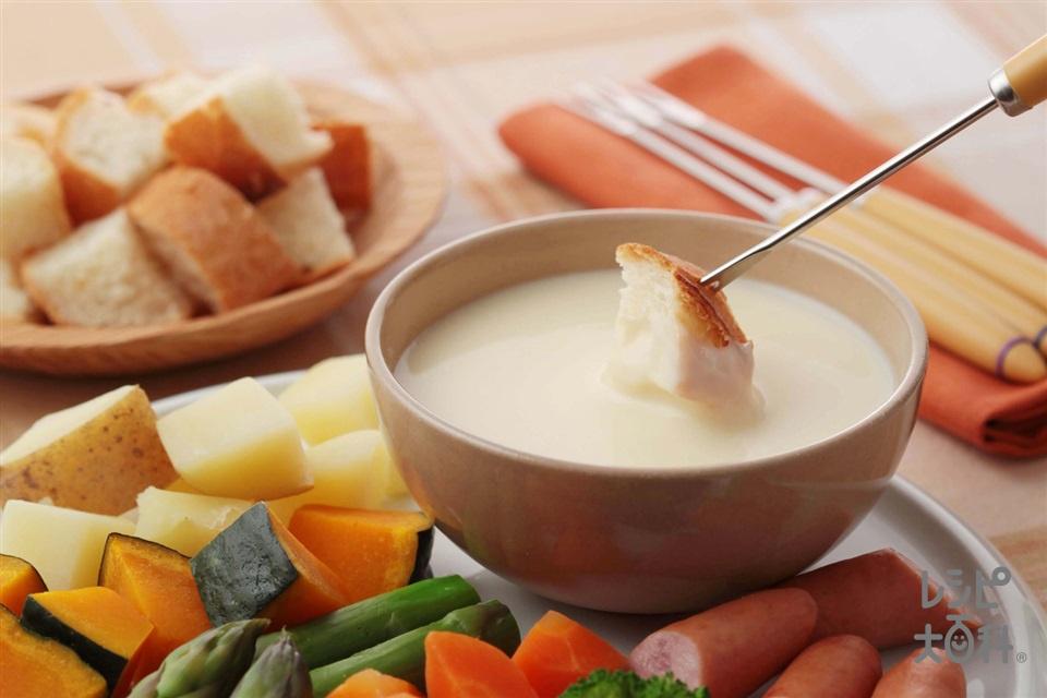 スープフォンデュ