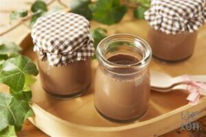 ミルクチョコプリン
