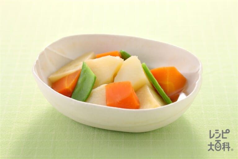 彩り野菜のうま煮