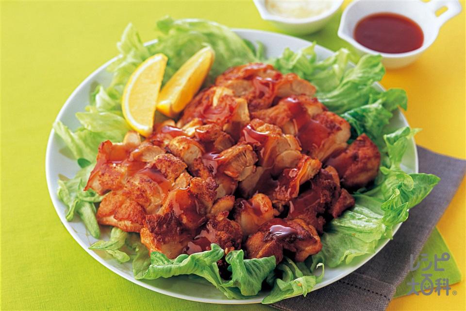 チキン南蛮(鶏もも肉+A酒を使ったレシピ)