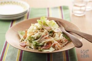 高原野菜のポテトサラダ