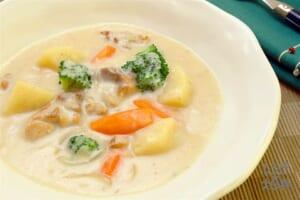 鶏と野菜のポタージュシチュー