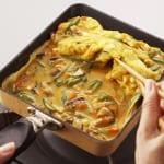 彩り野菜卵焼きの作り方_5_3