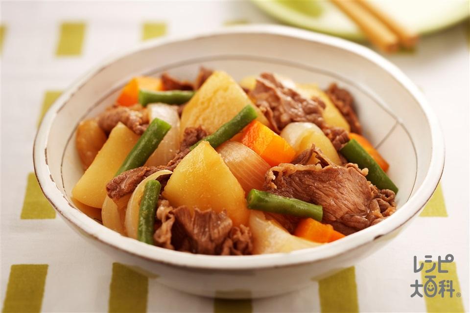 お芋を使った料理・レシピ