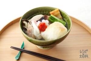 広島風お雑煮