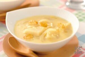 ポテト入りコーンスープ