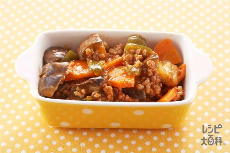 マーボー野菜