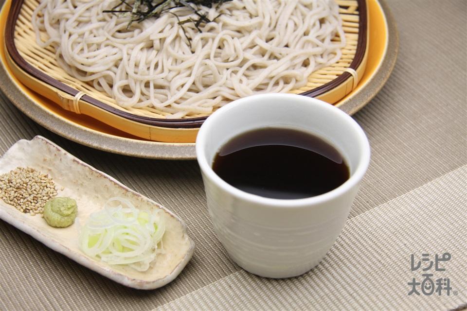 こんぶつゆ(「ヤマキ めんつゆ」+湯を使ったレシピ)